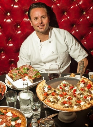 World Pizza Champion Tony Gemignani Brings Old World Charm to Palace Station with Debut of Little Tony's