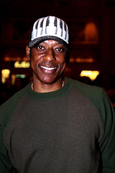 Orlando Jones at TAO (Photo Credit: Hew Burney)