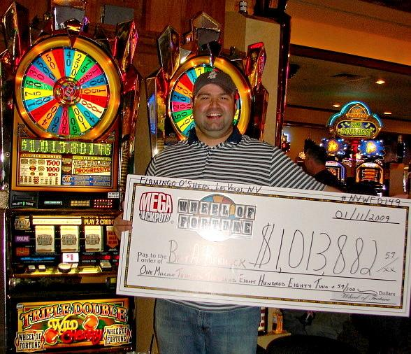 Ohio Man Becomes Third Person Within a Week to Win a Wheel of Fortune Megajackpot in Las Vegas