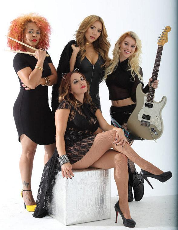 Female Empowerment Band 'Femmology' Brings the Heat with Debut Performance at Keep Memory Alive Event Center