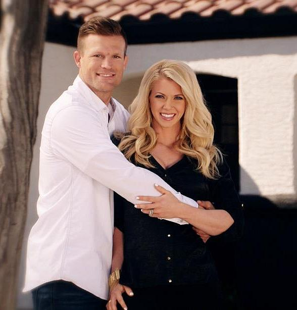"Meet Bristol & Aubrey Marunde, the HGTV Stars of ""Flip Or Flop Vegas"" at a Designers Showcase at Tivoli Village on Saturday, April 22"