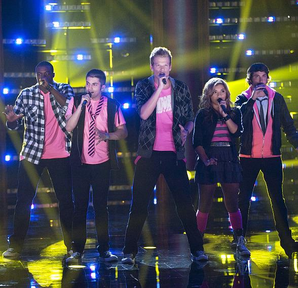 A Capella Sensations Pentatonix to Perform at  Hard Rock Cafe on the Strip December 15