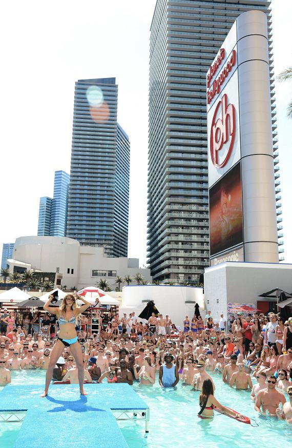 5th Annual Pleasure Pool Bikini Contest at Planet Hollywood Resort & Casino