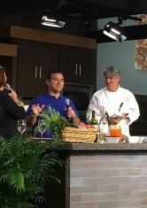 Buddy Valastro & Kim Canteenwalla Appear at Epcot Food & Wine Festival