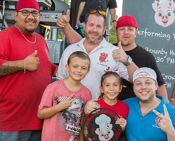 "Third Annual ""Pigs For The Kids"" to Take Place Saturday, Sept. 23; Barbecue Team Registration Now Open"