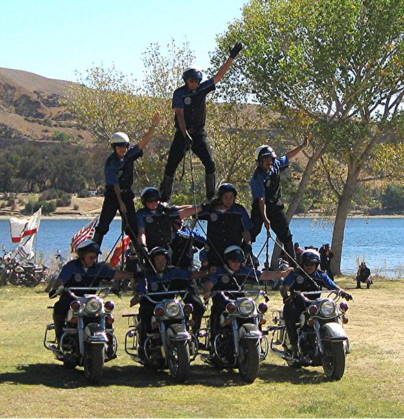 Victor McLaglen Motor Corps Drill and Stunt Team to Perform at Spring Mountains Run in Pahrump June 20-22