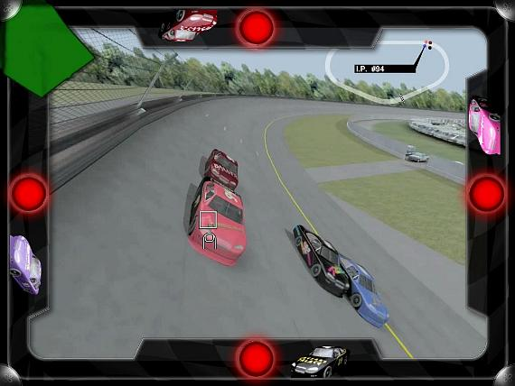 Harrah's Race Day Riches uses Microsoft Surface technology to provide a thrilling race game