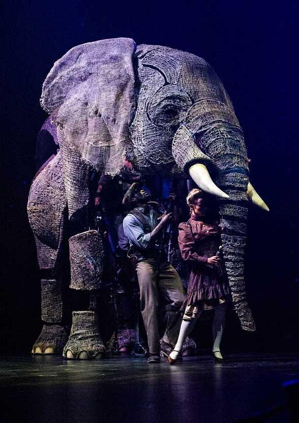 Circus 1903 Brings the Golden Age of Circus Back at Paris Las Vegas