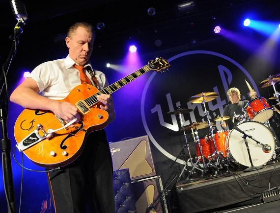 Reverend Horton Heat Performs at Vinyl at Hard Rock Hotel & Casino