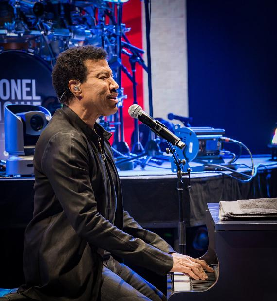 Lionel Richie at SiriusXM Town Hall Event