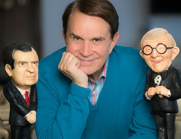 "Legendary Comedian and Impersonator Rich Little Extends Hit Show ""Rich Little Live!"" at the World-Famous Laugh Factory inside Tropicana Las Vegas"
