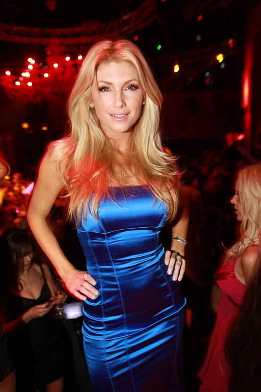 Playmate Brande Roderick at TAO (Photo Credit: Hew Burney)