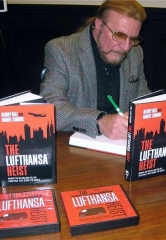 "The Mob Museum Hosts ""The Lufthansa Heist: an Author Talk with Daniel Simone"" January 12"