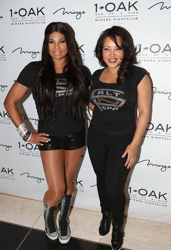 "Salt-N-Pepa kick off ""Rewind Tuesdays"" at 1 OAK Las Vegas"
