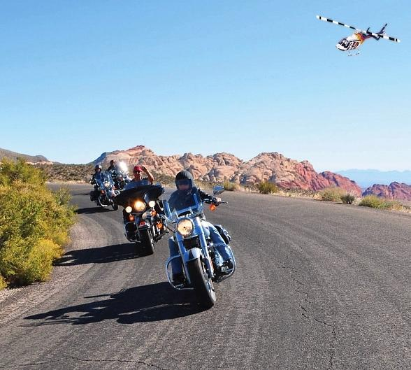 The Papillon Group to Become First Tour Company to Pair Helicopters, Motorcycles for New Grand Canyon Experiences