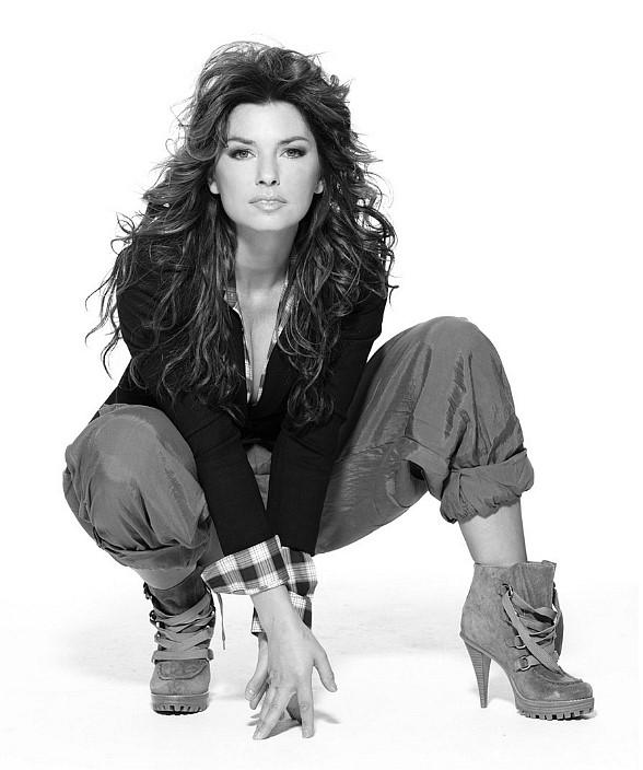 "Shania Twain Returns to The Colosseum at Caesars Palace for ""Shania: Still The One"" in October"