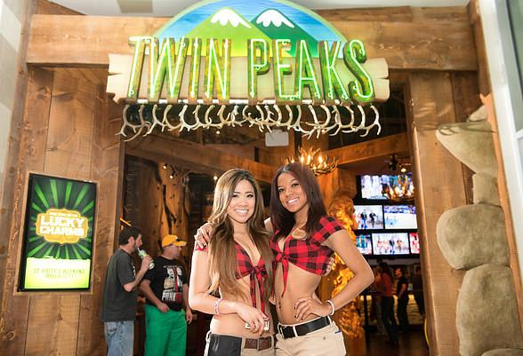 Twin Peaks opens in Las Vegas