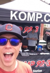 Sparks of KOMP 92.3 to Throw Out the Ceremonial First Pitch for The Las Vegas 51s… in a Diaper