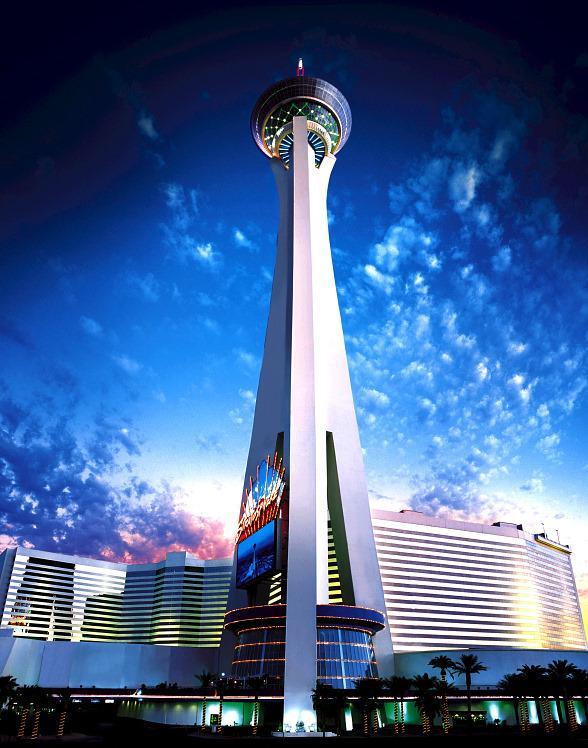 New Year's Weekend is Covered Top to Bottom at Stratosphere Casino, Hotel & Tower