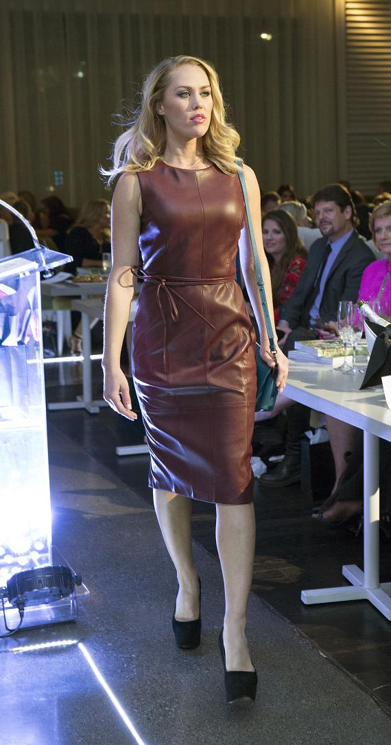 style with a cause fashion show presented by Dillard's