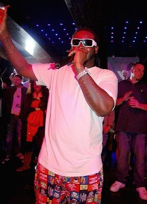 Hip-hop and R&B singer and producer T-Pain performs at Jet Nightclub at The Mirage