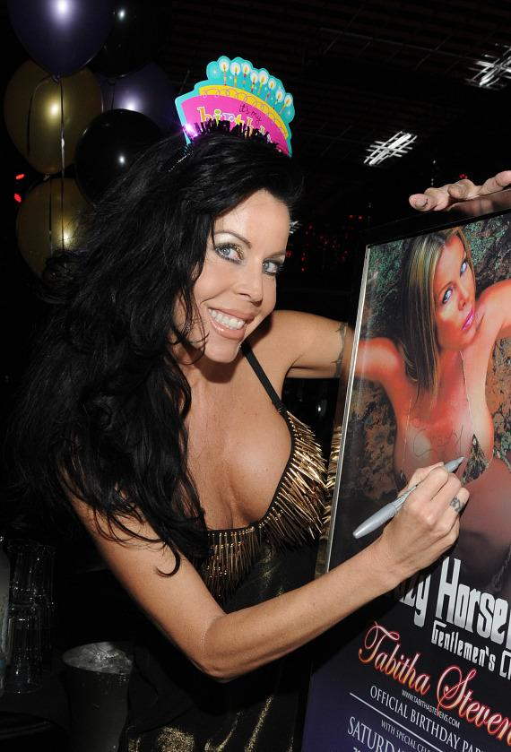 Tabitha Stevens Celebrates Birthday at Crazy Horse III