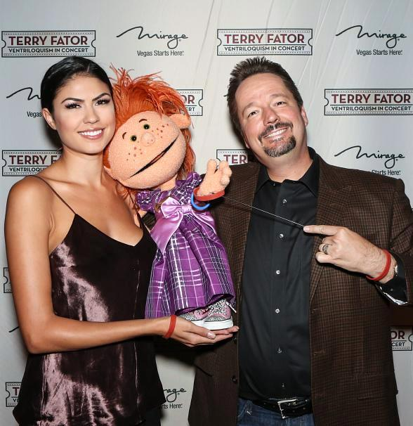 Terry Fator Joins Hard Rock Int'l to Support 'Imagine There's No Hunger' Charity Campaign