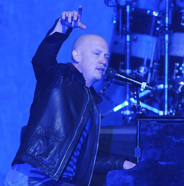 The Fray perform at Mark & Mercedes' Not So Silent Night at The Joint