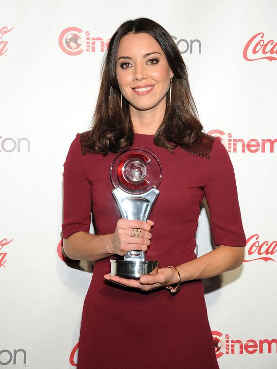 Breakthrough Performer of the Year: Aubrey Plaza