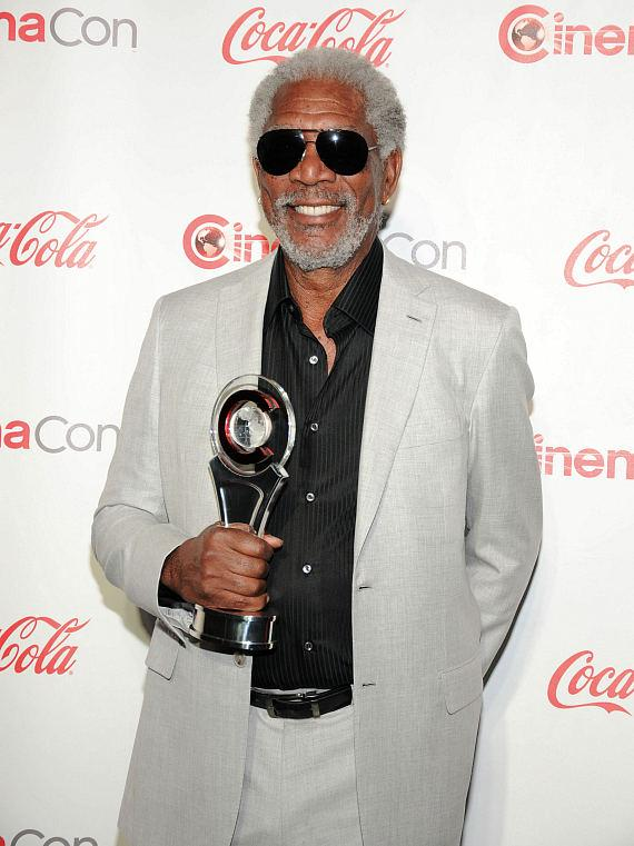 Cinema Icon Award: Morgan Freeman
