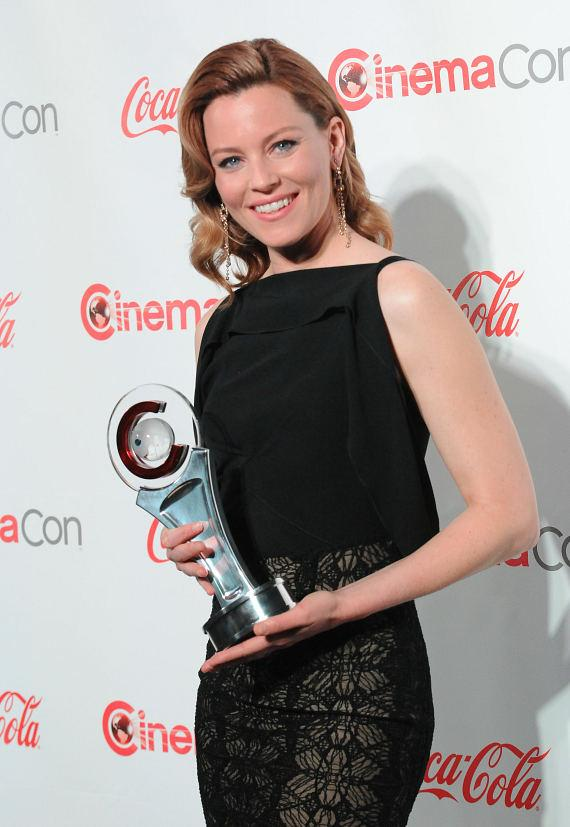Award of Excellence in Acting: Elizabeth Banks