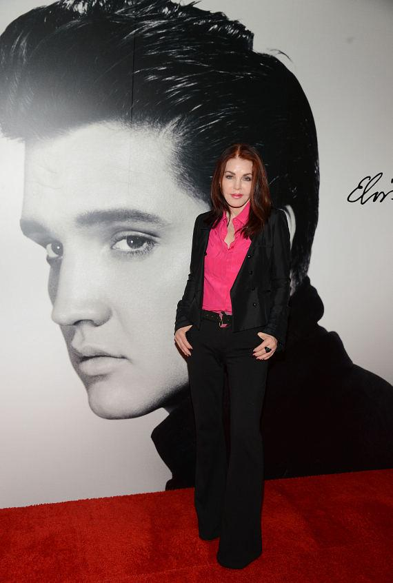 Priscilla Presley at Licensing Expo