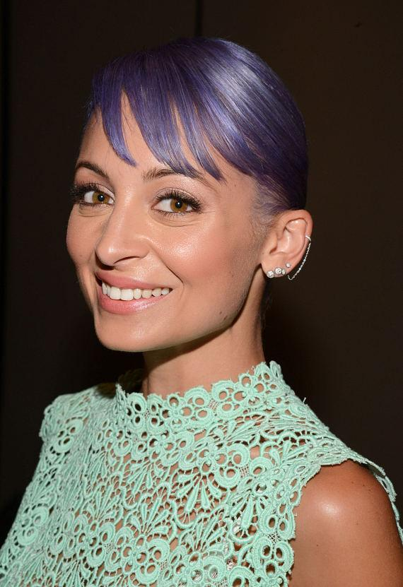 Nicole Richie at Licensing Expo