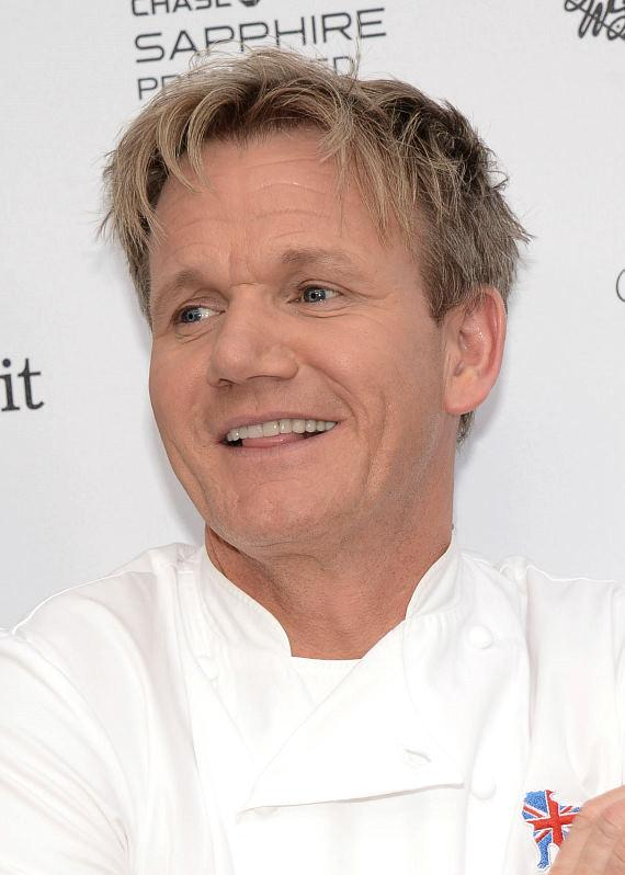 Gordon Ramsay at Vegas Uncork'd by Bon Appétit