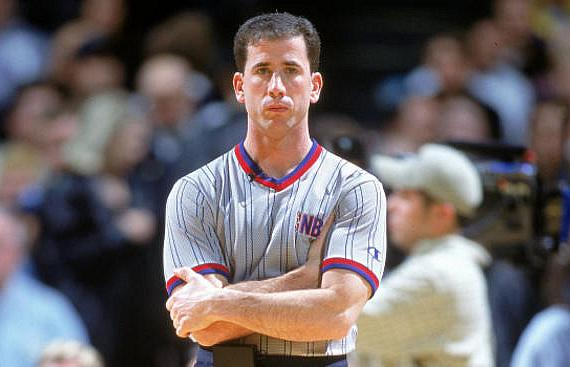 "Tim Donaghy, former NBA Referee & Author of ""Personal Foul"""
