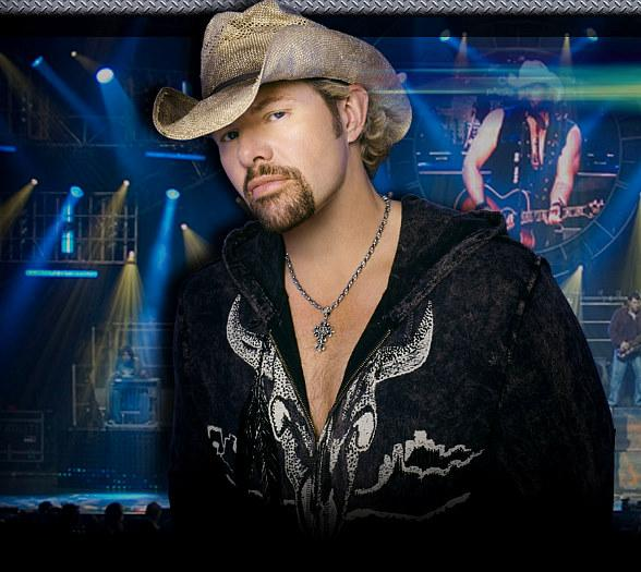 Toby Keith to Perform at The Pearl at The Palms with Guest Trace Adkins July 31