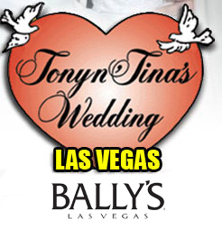 Tony n' Tina's Wedding partners with Dress For Success Southern Nevada