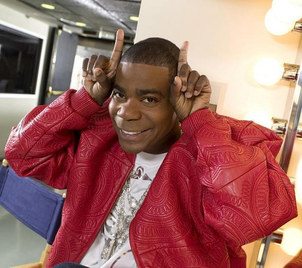 '30 Rock' Star Tracy Morgan Brings his Comedy Routine to Treasure Island April 25