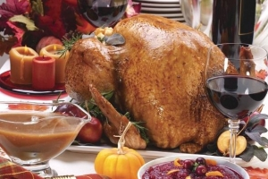 Let Andre's Restaurant & Lounge at Monte Carlo Prepare Your Thanksgiving Feast