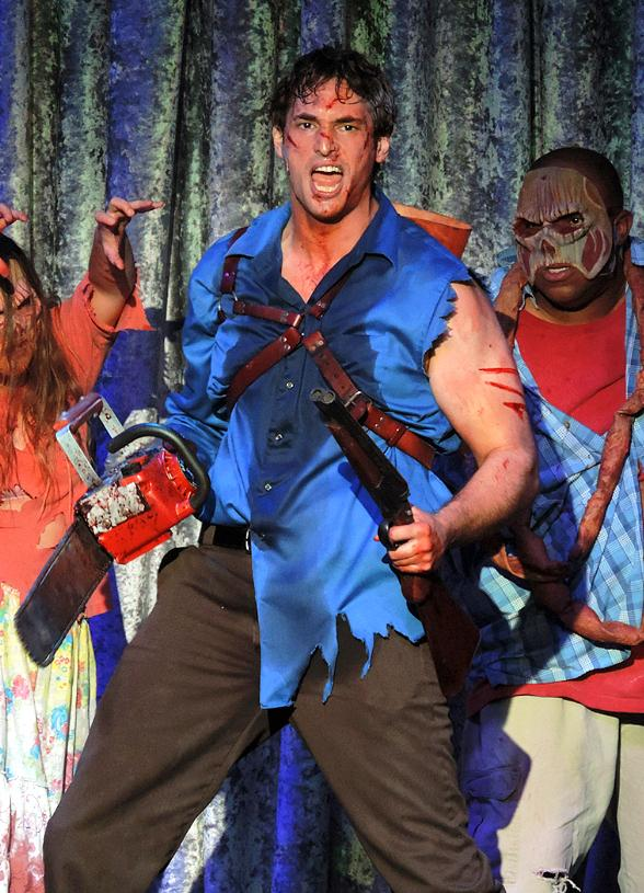 """Evil Dead The Musical"" to Celebrate Two-Year Anniversary with Fans"