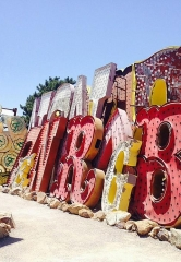 Neon Museum Inaugurates Artist-in-residence Program with Citizen Speak by David Sanchez Burr
