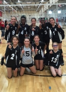 Las Vegas Girls' Volleyball Team Earns Bid to Junior National Championships