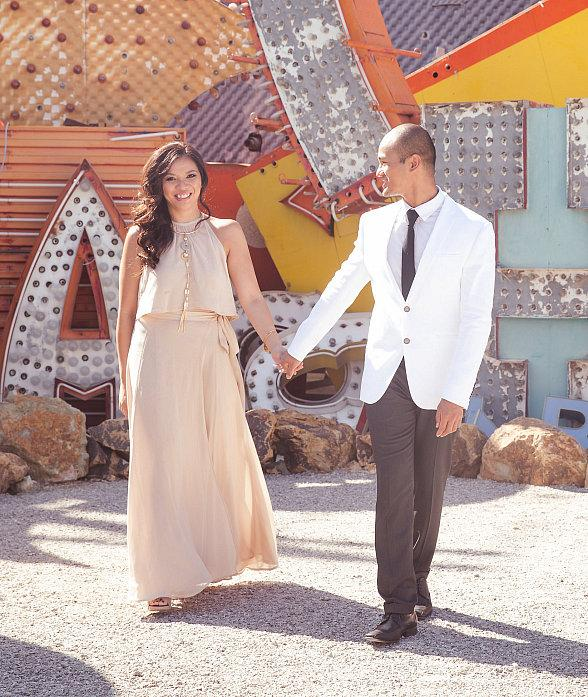 Celebrate Love with Neon Museum's Valentine's Photo Sessions for Couples and Families