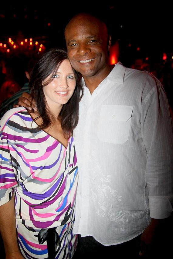 Warren Moon at TAO