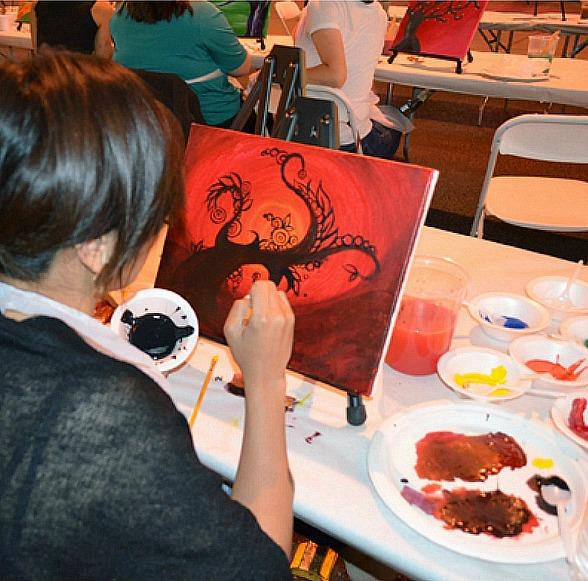 Commonwealth to Introduce 'Uncommon Canvas' Sunday Painting Events