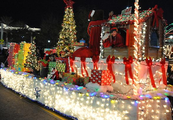 City of Henderson Seeking Entries for WinterFest Evening Light Parade