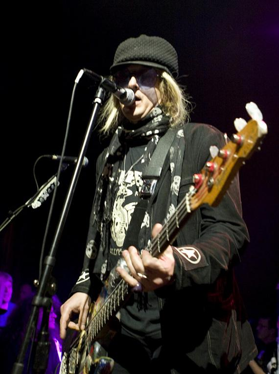 Adlers Appetite performs at Wasted Space (Photo credit: Hard Rock Hotel & Casino in Las Vegas)