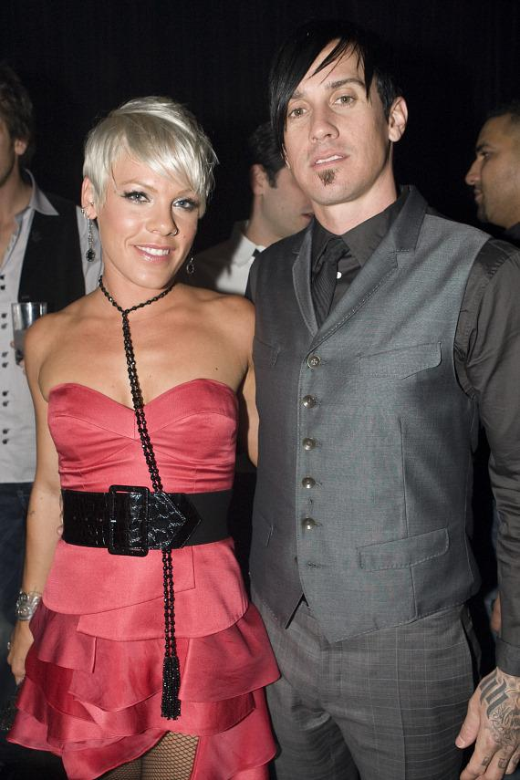 Pink and Hart at Wasted Space (Photo credit: Hard Rock Hotel & Casino)