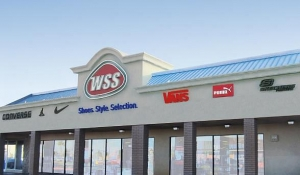 Footwear Retailer WSS Celebrates Arrival to Las Vegas with G