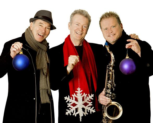 """Peter White Christmas"" with Rick Braun & Euge Groove at Aliante Casino + Hotel + Spa on Saturday, Dec. 17"